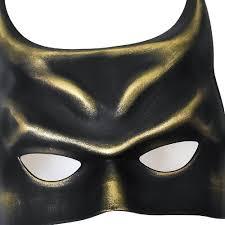 batman masquerade mask batman mask m43103 gold beyondmasquerade