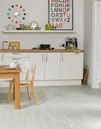 Kitchen Vinyl Flooring by Polyflor Camaro Loc White Limed Oak Kitchen Pinterest Limes