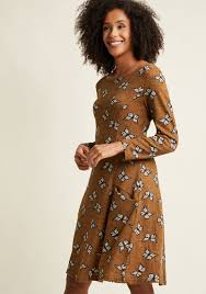 can t wing em all sweater dress modcloth