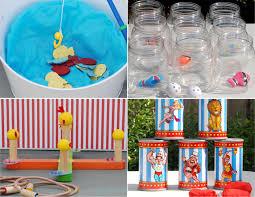 carnival game ideas whisk paper scissors