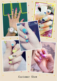 36 pots set pure color decor uv gel color for nail art tips