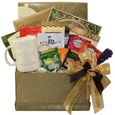 amazon com tea lovers care package snacks and treats gift box