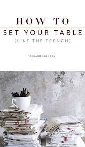 French Country Table by Best 25 Country Table Settings Ideas On Pinterest Dining Table