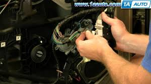 how to install replace power window motor chevy malibu 97 03