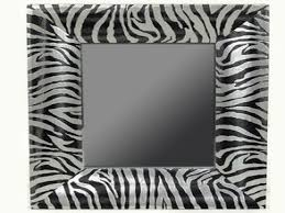 zebra print bathroom ideas bathroom mirror decor brown zebra print bathroom decor zebra