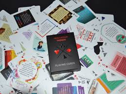 win web design trends playing cards inspirationfeed