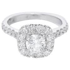 diamond halo rings images Neil lane bridal collection round diamond halo ring for sale at jpg