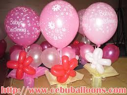 Centerpieces For Baptism Elmo Balloon Decoration At Metro Park Hotel Cebu Balloons And