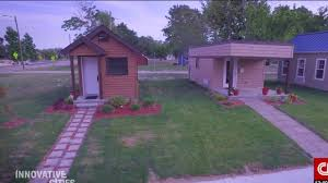 Affordable Houses To Build Detroit Makes Housing Affordable With Tiny Homes Video