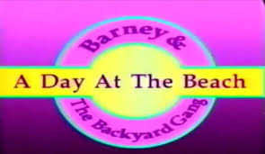barney and the backyard gang a day at the beach 1989 youtube
