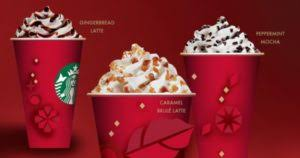 free starbucks coffee at target thanksgiving day and black friday