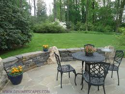 Patio Flagstone Prices How Much Should A New Patio Cost Devine Escapes