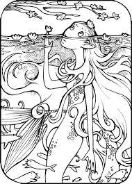 barbie mermaid coloring pages kids n fun 29 coloring pages of