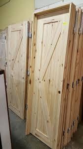 Knotty Pine Interior Doors K Knotty Pine Interior Prehung