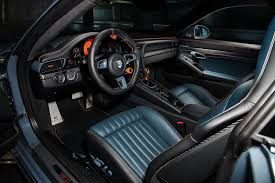 new porsche 911 interior formacar techart offers new stylish variants of porsche luxury