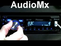 autoestereo pioneer 7300bt mp3 usb bluetooth ipod iphone aux youtube
