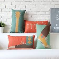 Factory Direct Home Decor Cheap Pillow Cushion Cover Buy by Tropical Plant Palm Leaves Floral Sofa Throw Decorative Pillow