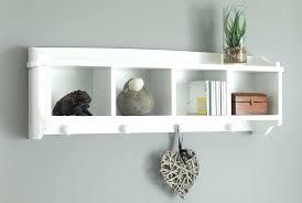 white wall mounted tv shelf corner shelving unit kitchen wooden