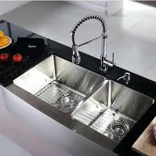 kraus kitchen faucet chrome kraus soap lotion dispensers kitchen faucets the kraus soap