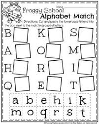 best 25 kindergarten alphabet worksheets ideas on pinterest