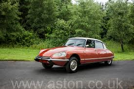 vintage citroen ds citroen ds 23 pallas 1975 for sale from the aston workshop