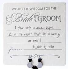 Advice To Bride And Groom Cards I Just Received These Today And I Love Them They Will Be