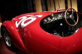 ferrari 125 s ferrari under the skin cars worth 140 million on show at design