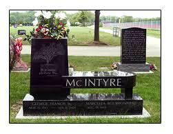prices of headstones iowa illinois cemetery granite memorial benches cremation
