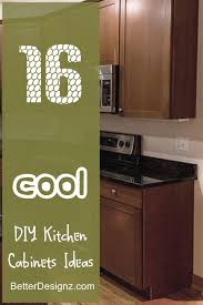 diy kitchen cabinet ideas kitchen cabinets ideas diy and photos madlonsbigbear com