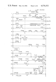 component motor control ladder diagram logic system patent