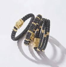 bracelet black images Black caviar jewelry caviar beaded bracelet jpg