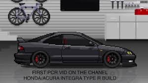 first acura my first pcr vid honda acura integra dc2 type r build youtube