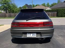 1993 mazda 323 gt r