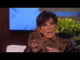 Kris Jenner Live - kris jenner live on the ellen degeneres show worldwide spotlight