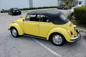 volkswagen beetle classic convertible 1971 volkswagon beetle convertible stock c529 for sale near