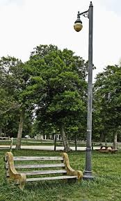 jfk park bench u0026 lamp post love u0027s photo album