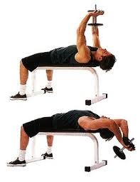 What Do Bench Presses Work Out The Best Dumbbell Workouts Arms And Upper Body Men U0027s Health