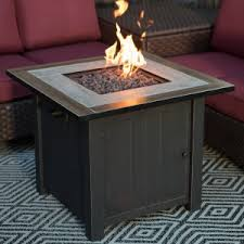 Gas Firepits Gas Pits Hayneedle
