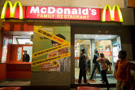 a growing taste for us fast food in india
