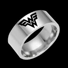 the marvels wedding band 2017 jewelry women stainless steel ring band dc