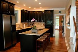Black Cupboards Kitchen Ideas 100 Kitchen Cupboard Paint Ideas Popular Kitchen Paint