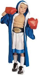 Boxer Halloween Costume Kid U0027s Rocky Movie Costume Size Large 12 14 Diyhalloweendepot