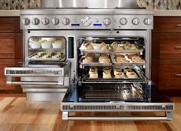 Home Bakery Kitchen Design by Gourmet Stoves And Ovens Team Let Us Loose In The Cooking Center
