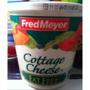 Daisy Low Fat Cottage Cheese by Fred Meyer Cottage Cheese Fat Free Calories Nutrition Analysis