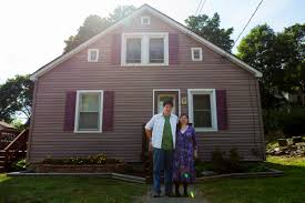Usda Rural Housing Development Usda Loan Program Helps Young Couple Buy First Home In Brewer