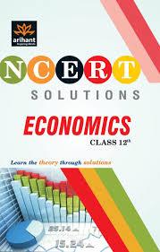 ncert solutions economics class 12 buy ncert solutions