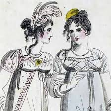 regency fashions for ladies vintage victorian