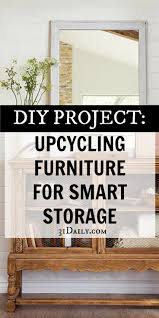 smart storage solutions perfect for upcycling secondhand finds