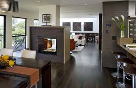kitchen fireplace design ideas how to design around a central fireplace so everything is in sync