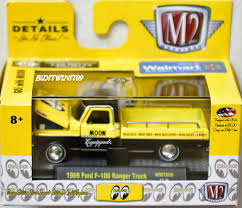 walmart monster jam trucks m2 machines mooneyes 1 64 1969 ford f 100 ranger truck wmts09